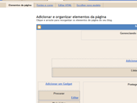 Trocando o template do blog – Parte 1